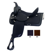 Abetta All Around Saddle 20515 - Western Saddles and Tack