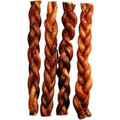 "12"" BRAIDED BULLY STICKS"