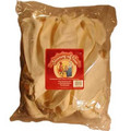 Natural White Beef Ears - 8 Pack