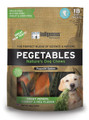 Pegetables Medium Mixed 18oz (18/bg)