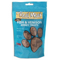 Real Meat Fish and Venison - 4 oz Bag