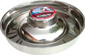 11 Inch Ruff-N-Tuff Stainless Steel Litter Dish