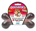 Mammoth Pet DogSavers Large Bone With Treat Station-7.25 Inch
