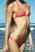 Mikoh Swimwear Coconuts Rockies Bikini Set Heliconia