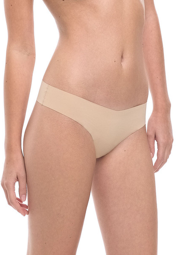 Commando Solid Thong True Nude