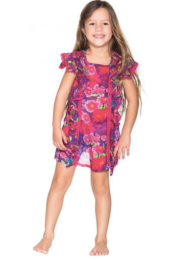 Agua Bendita Kids Bendito Arenal Dress