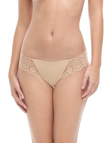 Commando Tulip Thong Basic Nude