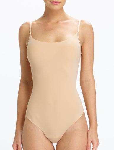 Commando Classic Bodysuit Thong True Nude