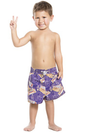 Agua Bendita Kids Bendito Acrobacia Boys Swim Shorts