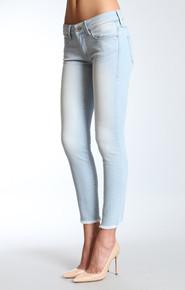 Mavi Serena Ankle Skinny Jeans Summer Bleach