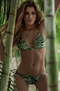 2017 Agua Bendita Bendito Mapora Bikini Set