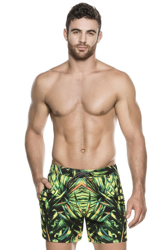 2017 Agua Bendita Bendito Tropical Men Swim Shorts