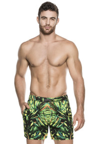 2017 Agua Bendita Bendito Tropical Men Swim Shorts