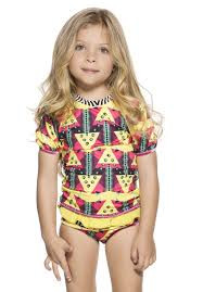 Agua Bendita Bendito Collage Rash Guard