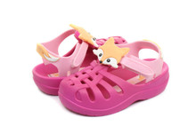 Ipanema Summer Baby II Ankle Strap Sandal Pink Wolf
