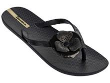 2017 Ipanema Neo Petal Flip Flop Black