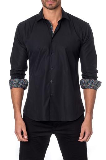 Jared Lang Button Down Shirt Grey People