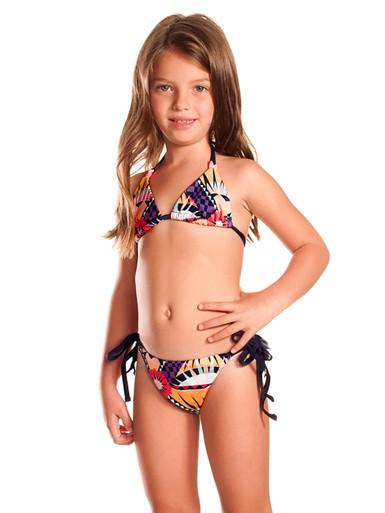 Agua Bendita Bendito Ipomea Nina Bikini Set