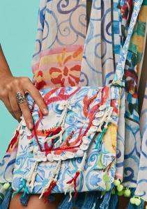 Antica Sartoria S464 Embellished Bag
