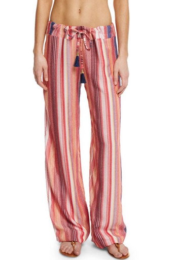 PilyQ Rose  Angelica Lounge Pant