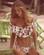 Agua Bendita Appleblossom Frida 535 One Piece Swimsuit Bikini Set