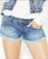 One Teaspoon Cutoff Shorts Pacifica NO 2S