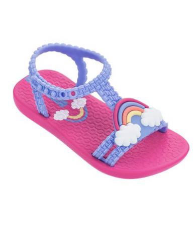 2018 Ipanema Rainbow Baby Sandal Pink Lilac