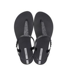2018 Ipanema Shimmer Sandal Black