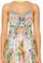 Camilla Miranda's Diary Short Dress with Tie Front