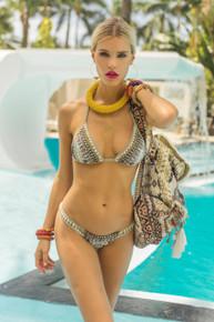 Camilla Spellbound Crochet Edge Bikini Set