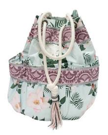 2018 Agua Bendita Camellia Story Aurora Bag