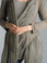 Tempo Paris 2415M Silk and Knit Jacket with Cami Taupe