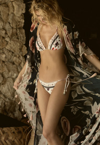 2019 Agua Bendita Jasmine Collection Lolita Alegria Bikini Set