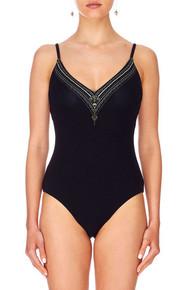 Camilla Midnight Moonchild Low Back Bodysuit