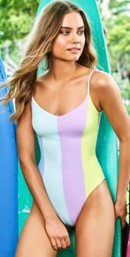 PilyQ Aruba Farrah One Piece Swimsuit