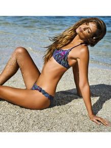 PilyQ Plume Reversible Seamless Bikini Set