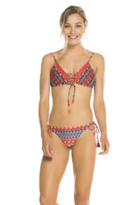 2019 Agua Bendita Sienna Story Mandy Tammy Bikini Set