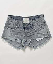 One Teaspoon Cutoff Shorts Rocky Bonita