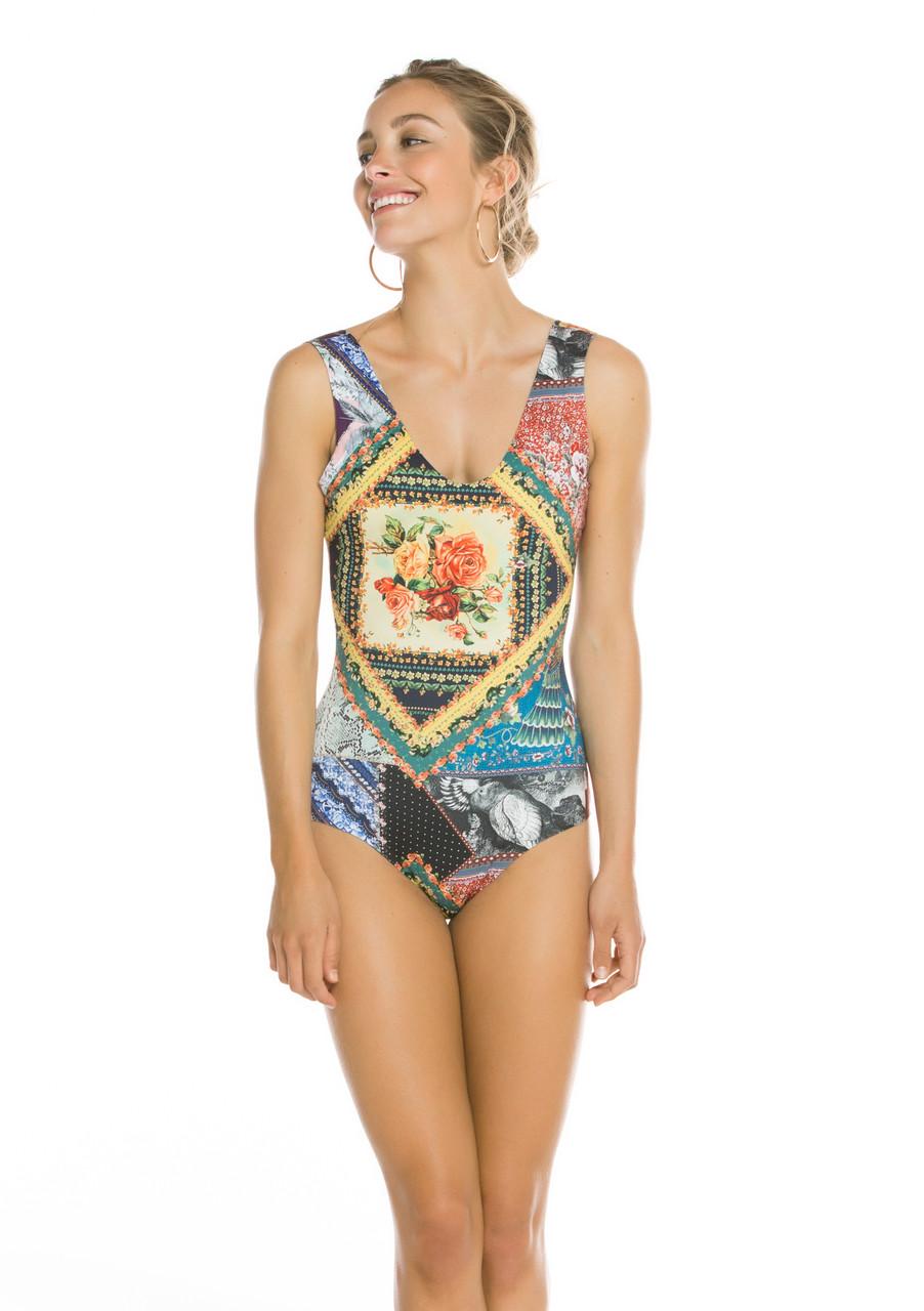 c94ab04ba7 2019 Agua Bendita Mistura Story Tina One Piece Swimsuit   Shop ...
