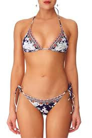Camilla Reversible Ginza Gang Bikini Set