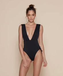 Kopper and Zink Swimwear Hudson One Piece Swimsuit