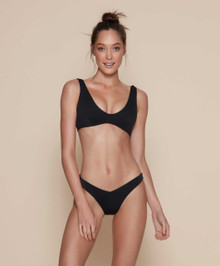 Kopper and Zink Swimwear Noah Hugo Bikini Set Black