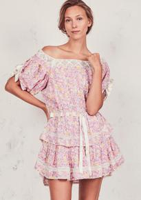 Love Shack Fancy Dorothy Dress Jetset