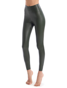 Commando Perfect Control Faux Leather Legging SLG06 Pine