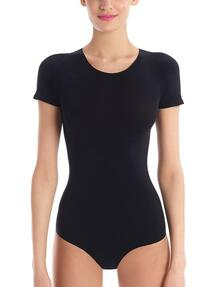 Commando Ballet Short Sleeve Bodysuit Thong KT014