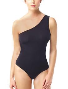 Commando Ballet One Shoulder Bodysuit Thong KT024