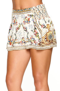 Camilla Shorts with Side Flounce Olympode