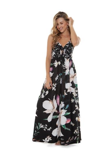 2019 Agua Bendita Nightfall Anna Dress
