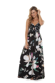 2019 Agua Bendita Nightfall Anna Dress