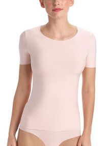 Commando Butter Scoop Tee Blush